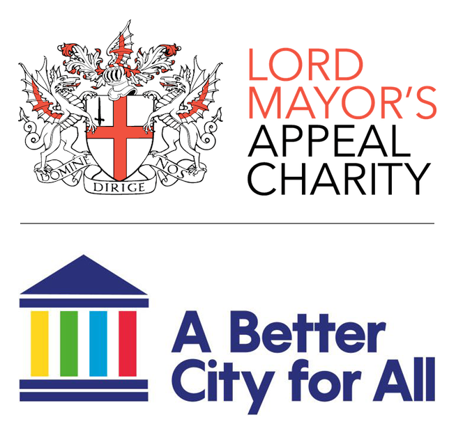 Lord Mayor's Appeal Charity logo